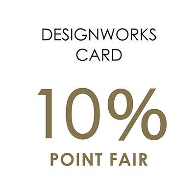 DWcard 10%point